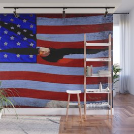 America!! Wall Mural