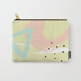 Happiness in Yellow Carry-All Pouch