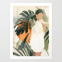 Jungle 3 Art Print