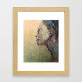 Identity Framed Art Print