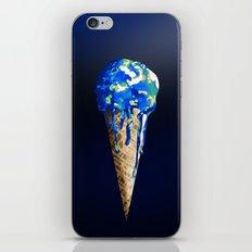 Melting World iPhone & iPod Skin