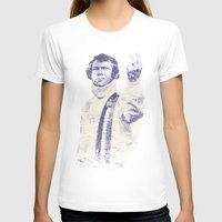 steve mcqueen T-shirts featuring Steve McQueen- King of Cool by Adam Doyle
