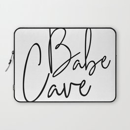 Babe Cave Laptop Sleeve