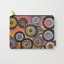 Flowers #10 Carry-All Pouch