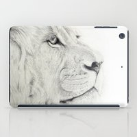 leo iPad Cases featuring Leo by Polina Kovaleva