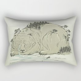 Hibernature Rectangular Pillow