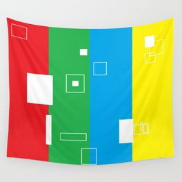 Simple Color Wall Tapestry
