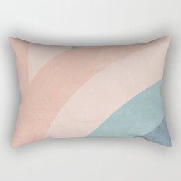 Only a Rainbow Rectangular Pillow