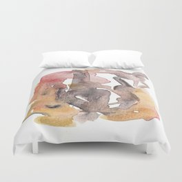 Watercolor a2 Duvet Cover