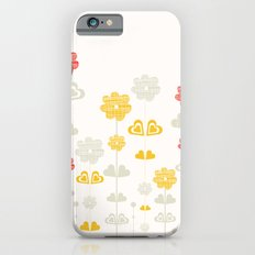 I heart flowers Slim Case iPhone 6s