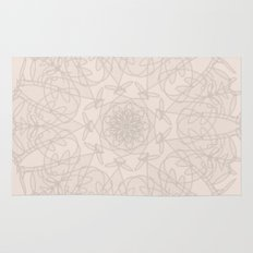 save the world - mandala art Rug