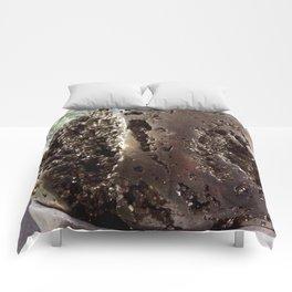 Pyrite sphere Comforters