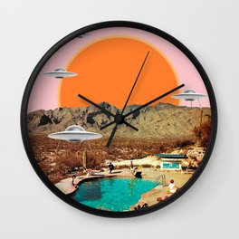 They've arrived!  Wall Clock