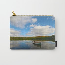 A 1949 Thompson afloat at Mirror Lake Carry-All Pouch