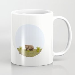 Common Wombat (Vombatus ursinus) Coffee Mug