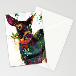 Distant Moment Stationery Cards