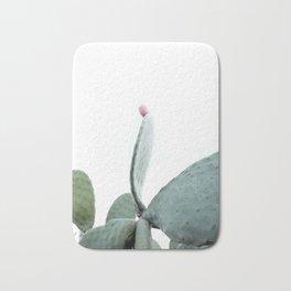 Mint Green Cactus Bath Mat