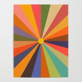 Sun - Soleil Poster