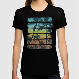 Tropical Brush Strokes II T-shirt