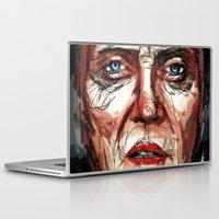 christopher walken Laptop & iPad Skins featuring Walken by Dnzsea