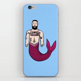 Beard Boy: Adam Merman iPhone Skin