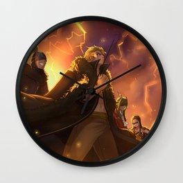 Thunder Legion Wall Clock