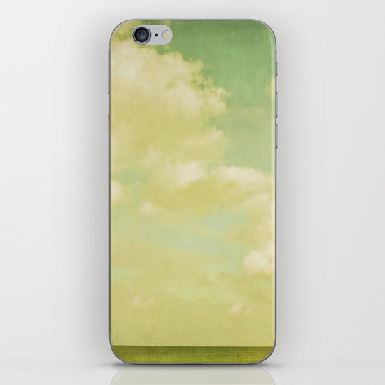 beach viewing iPhone & iPod Skin