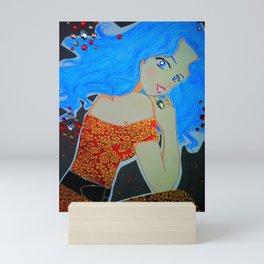 Illuminated Shi Shi Mini Art Print
