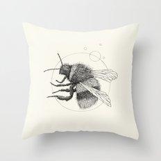 'Wildlife Analysis IX' Throw Pillow