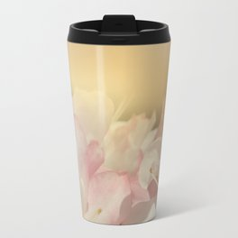 Window Curtains - Smell the Flowers Travel Mug
