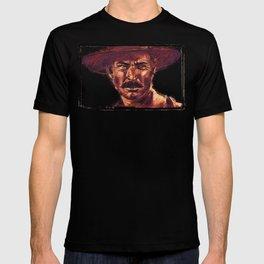 The Bad - Lee Van Cleef T-shirt