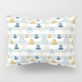 Ahoy IV Pillow Sham