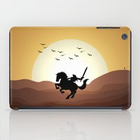 legend of zelda iPad Cases featuring Legend Of Zelda Link by Inara