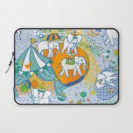 Elephant Act Laptop Sleeve