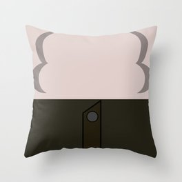 Doctor Phlox - Minimalist Star Trek: Enterprise ENT - Dr. - Trektangle - Trektangles - startrek Throw Pillow