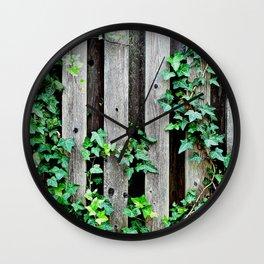 Tea Wall Clock
