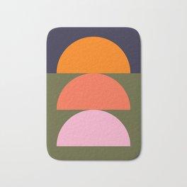 Spring- Pantone Warm color 03 Bath Mat
