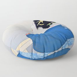 Uemura Shoen - Top Quality Art - Machizuki Floor Pillow