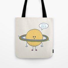Lets Hula Tote Bag
