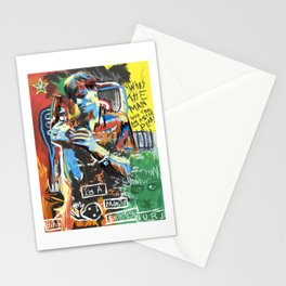 Who's the Man. . . Stationery Cards