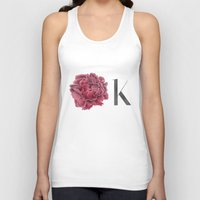 kim sy ok Tank Tops featuring OK by youdesignme
