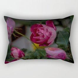 Pink Roses, romance style Rectangular Pillow