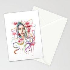 Higanbana Stationery Cards