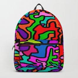 Pop Elisavet | Doodle Mandhala Backpack