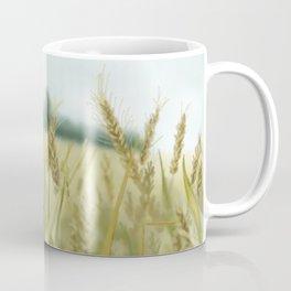 Wheat Field Landscape Coffee Mug