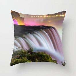 NIAGARA FALLS 11 Throw Pillow