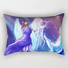 Universe of Imagination Rectangular Pillow
