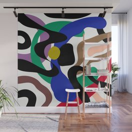 Retro Style 1 Wall Mural