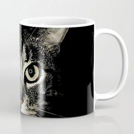 A purrfect face! Coffee Mug