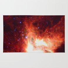 Burning Star Rug